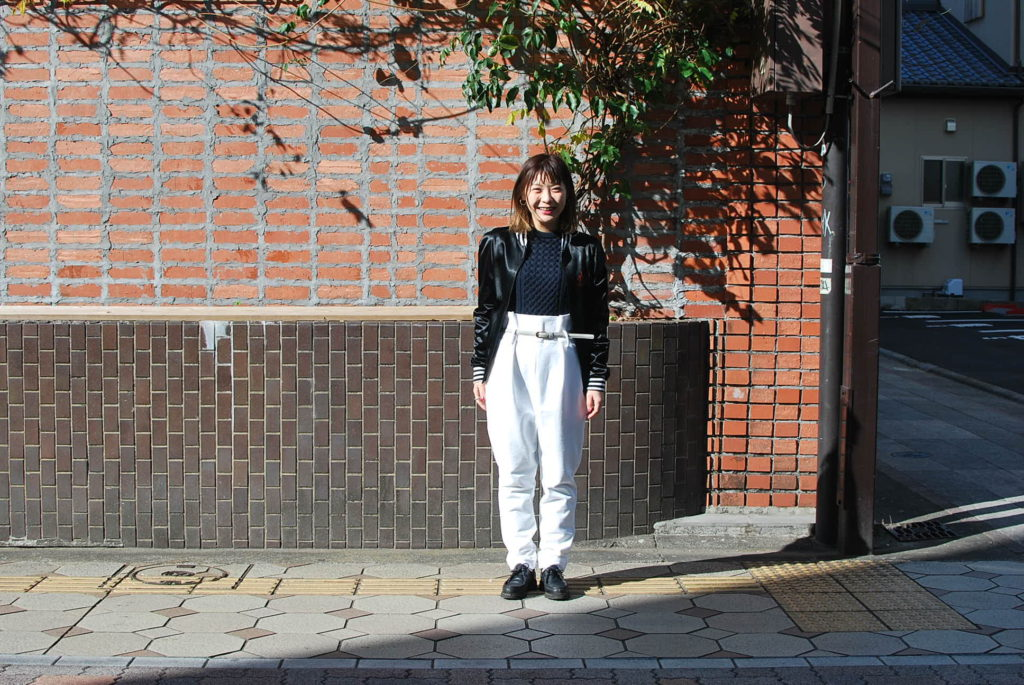 IDDAILYWEAR>>high-waist pants