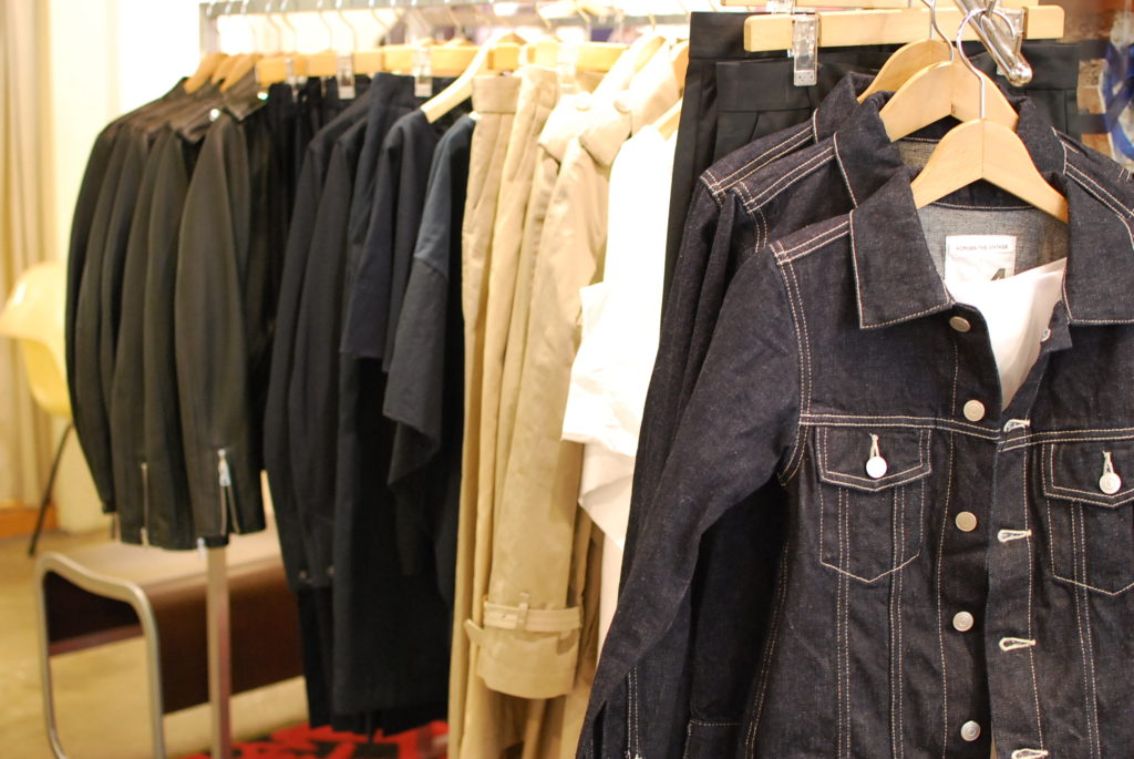 【ACROSS THE VINTAGE】OUTER COLLECTION