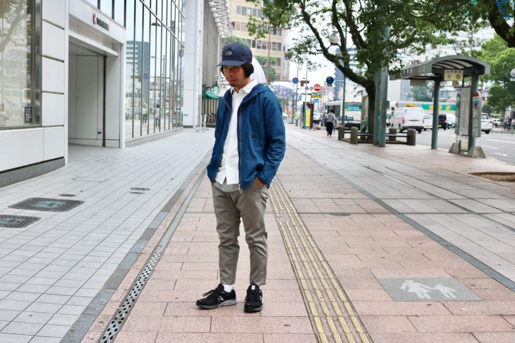 THE NORTH FACE PURPLE LABEL COORDINATE!!