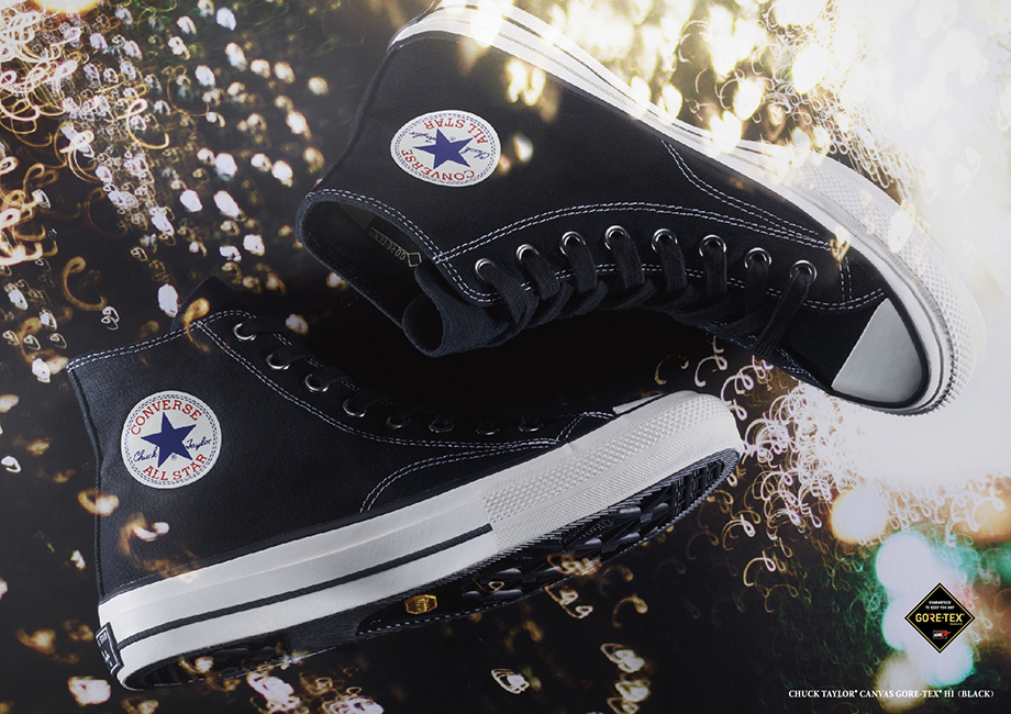 CHUCK TAYLOR® CANVAS GORE-TEX® HI NEW RELEASE on MAY 10