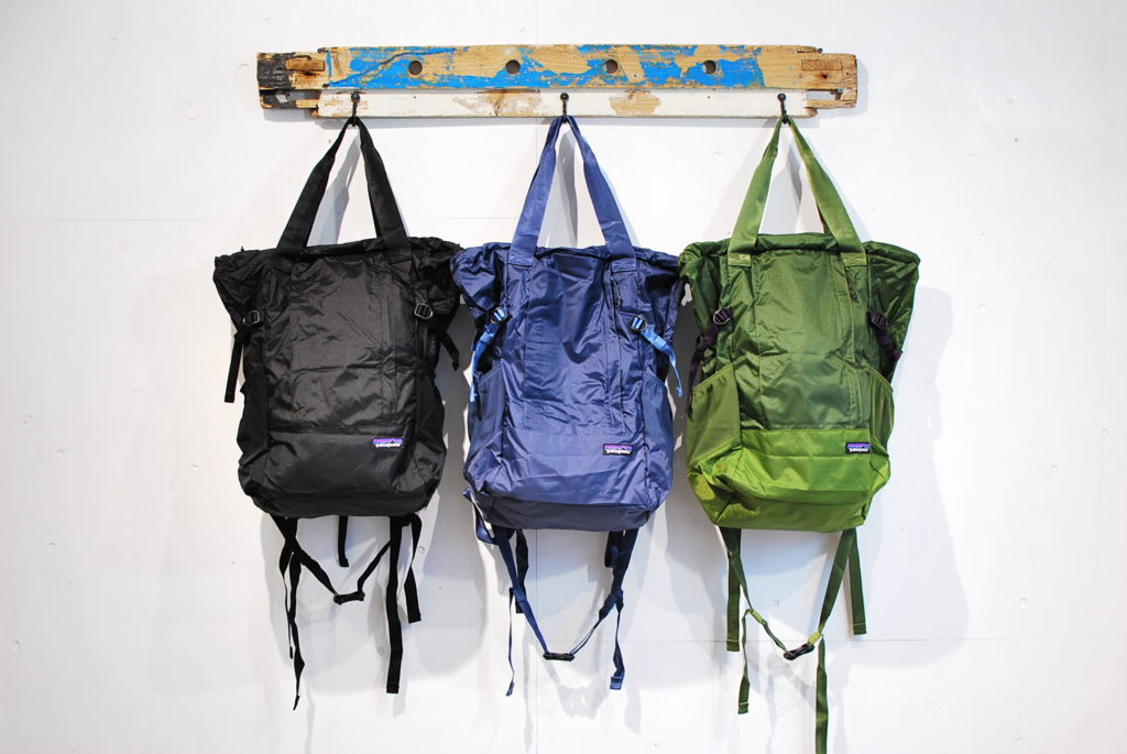 PATAGONIA'S BAG NEW RELEASE