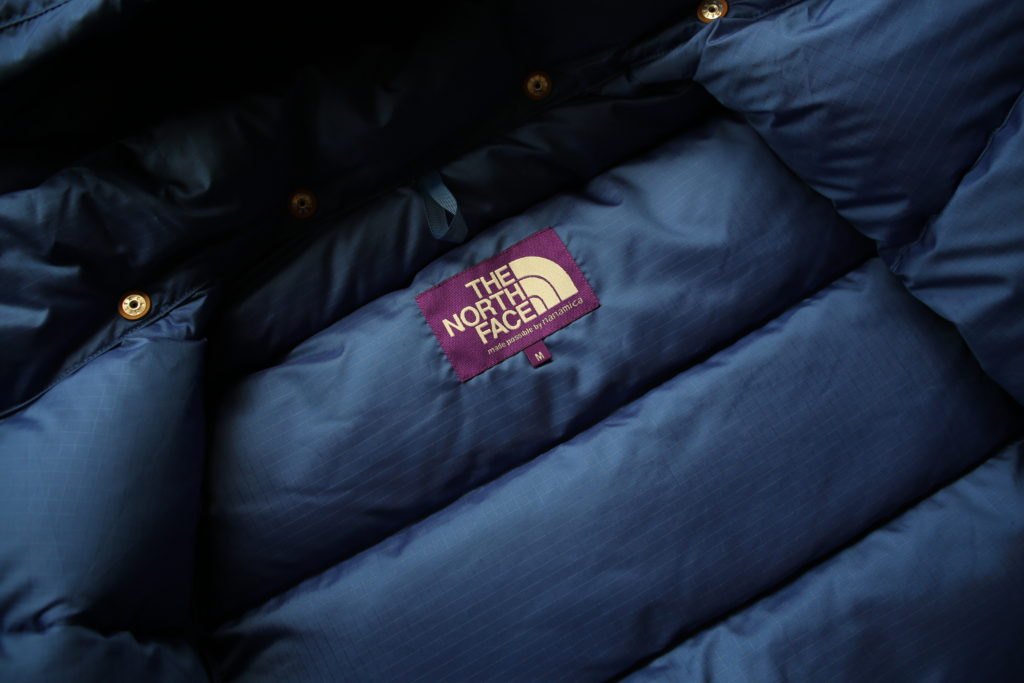 THE NORTH FACE PURPLE LABEL New Item!!