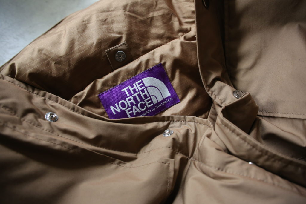 THE NORTH FACE PURPLE LABEL Hooded Down Coat!!