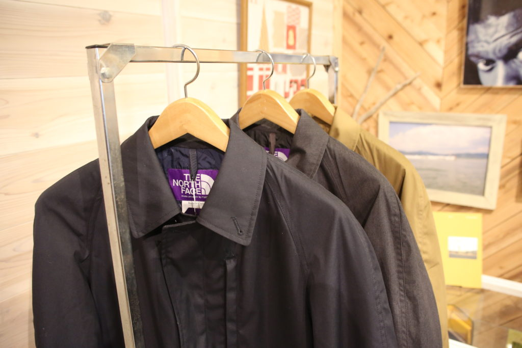 THE NORTH FACE PURPLE LABEL 65/36 Insulated Collar Coat!!