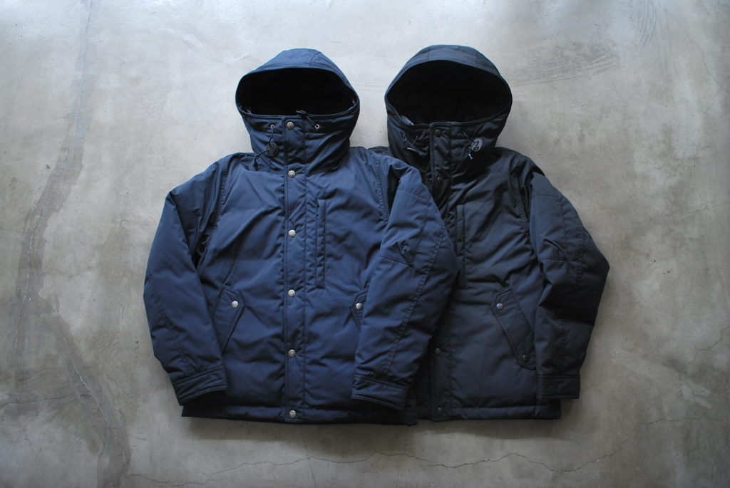 THE NORTH FACE PURPLE LABEL Mountain Short Down Parka!!