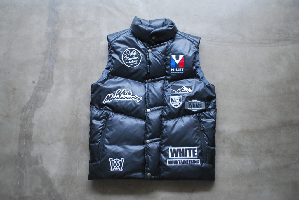 White Mountaineering New Item!! and etc
