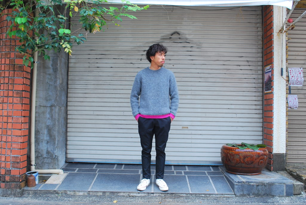 uniform experiment Knit Item!!