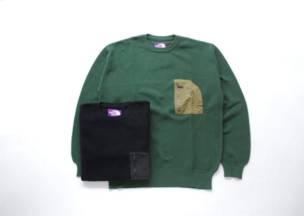 THE NORTH FACE PURPLE LABEL Pack Field Sweater Coming soon…