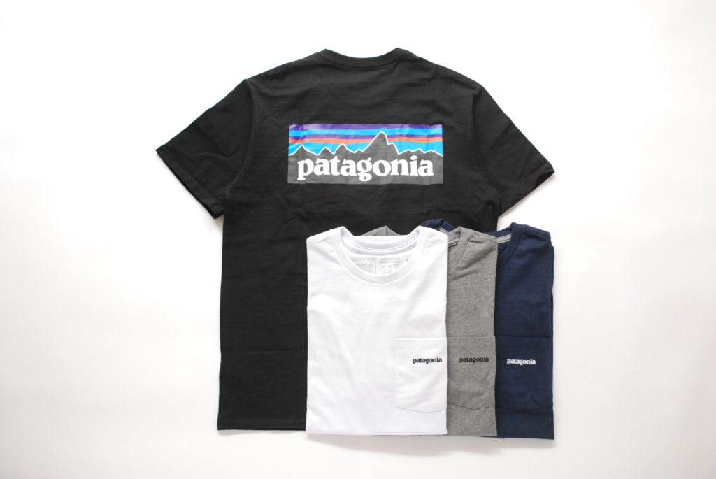 patagonia S/S Tee & Baggies Longs-7 New Arrival!!